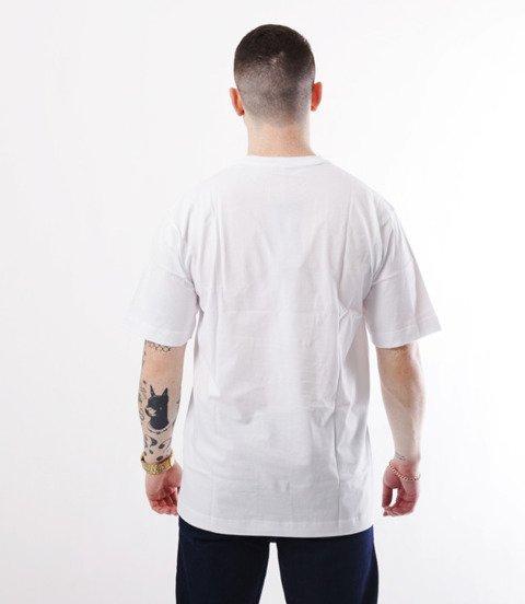 Stoprocent-T-SHIRT BAGGY TM BASE TAG Biały
