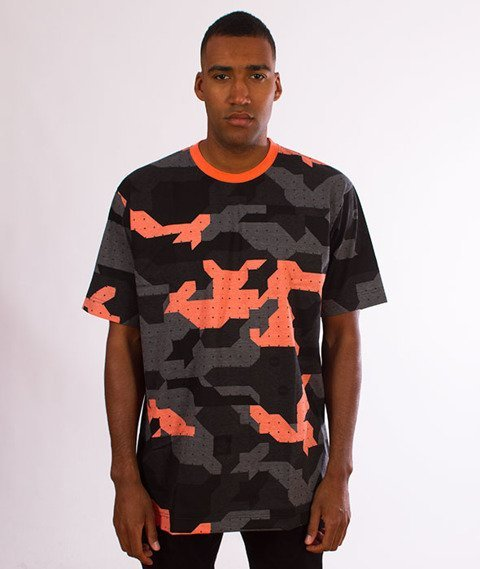 Stoprocent-TM Camu18 Light T-Shirt Coral