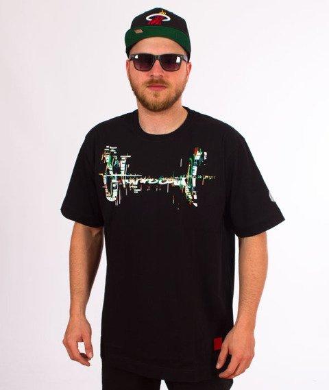Stoprocent-TM Colortag T-Shirt Czarny