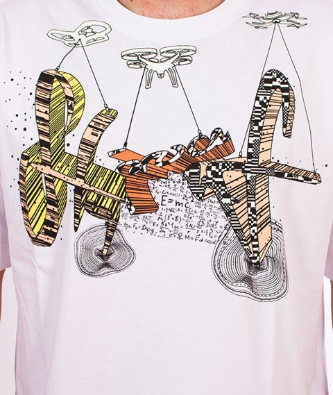 Stoprocent-TM Drontag T-Shirt White
