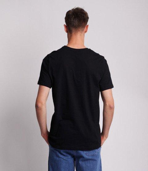Stoprocent TMR ĆPAJ SPORT T-Shirt Czarny