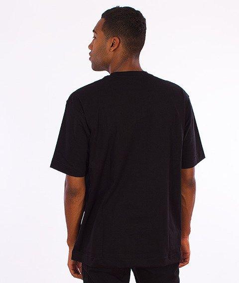 Stoprocent-Tagrandom T-Shirt Czarny