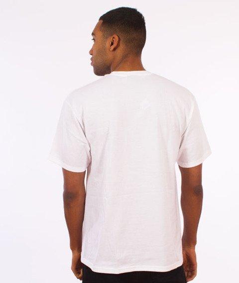 Stussy-Cracked T-Shirt White