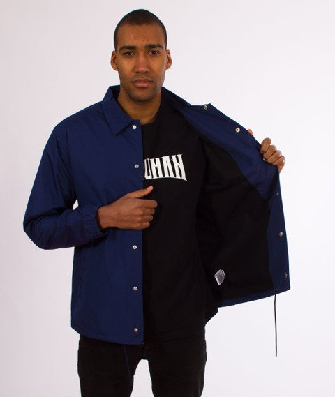 Stussy-Cruize Coach Jacket Kurtka Dark Blue