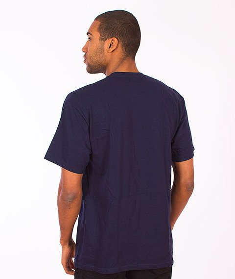 Stussy-Orbit Tee Navy