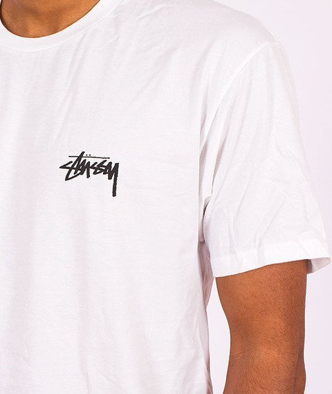 Stussy-Palms White