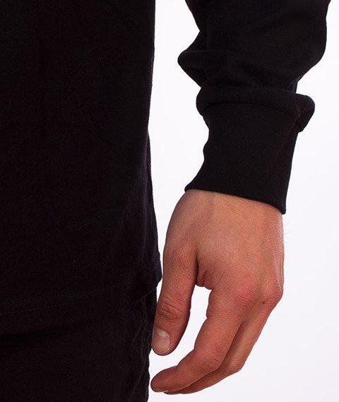 Stussy-Pin Up Longsleeve Black