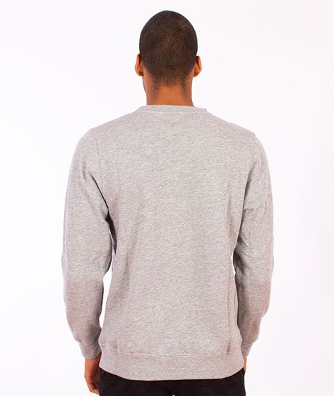 Stussy-Stock Outline Grey Heather