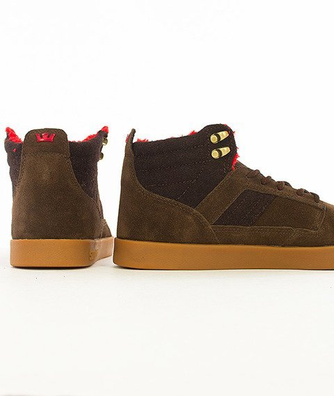 Supra-Bandit Brown/Gum