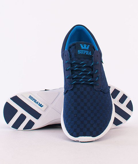 Supra-Hammer Run Navy/White [S55040]