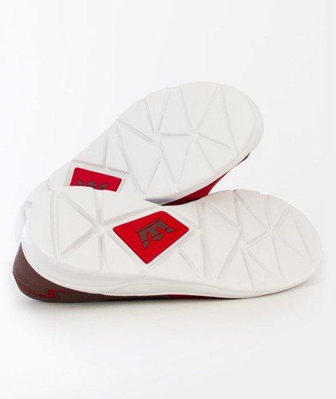 Supra-Noiz Red Heather/White [S56015]