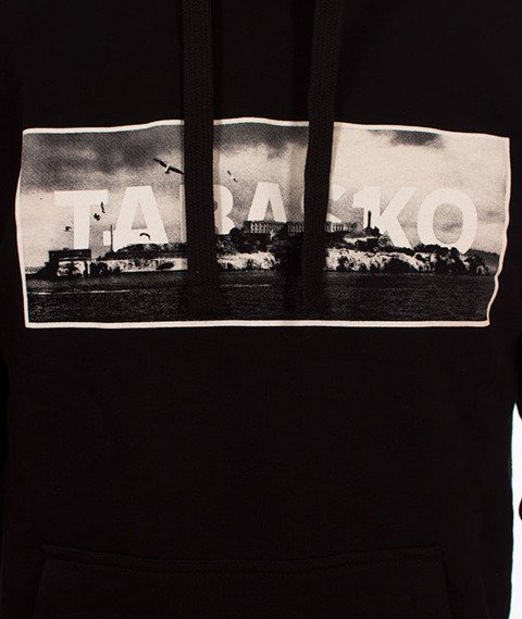Tabasko-Alcatraz Bluza Kaptur Czarna