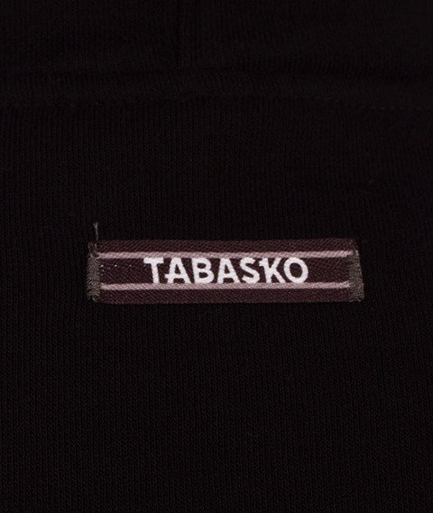 Tabasko-Big Logo Bluza Kaptur Czarna