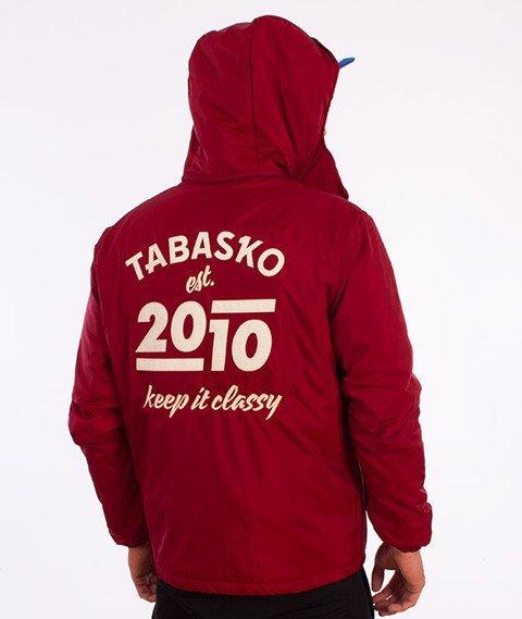 Tabasko-Courage Kurtka Bordowa
