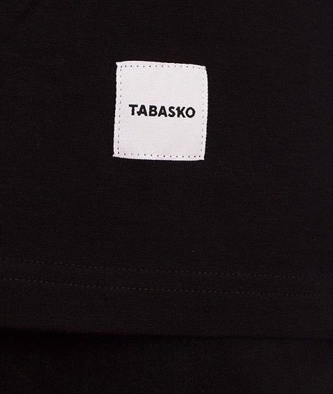 Tabasko-Hawaii Tank-Top Czarny