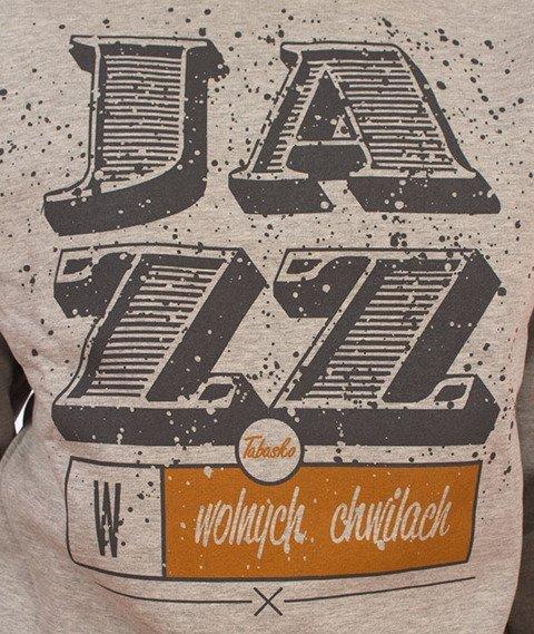 Tabasko-Jazz Bluza Szara