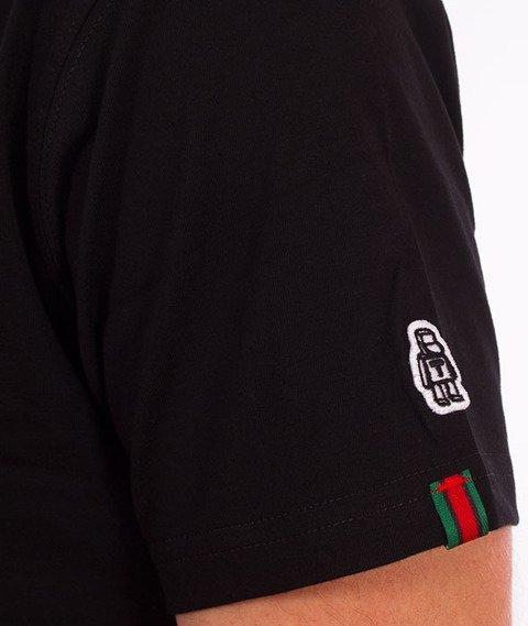 Tabasko-KO T-Shirt Czarny