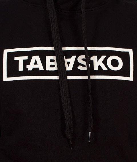 Tabasko-Reversed Bluza Kaptur Czarna