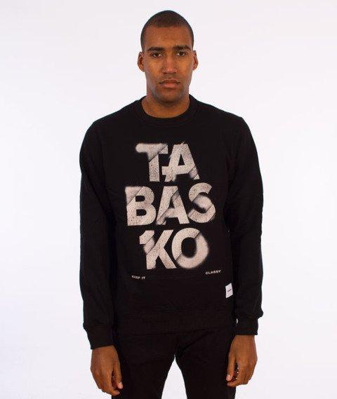 Tabasko-Spray Bluza Czarna