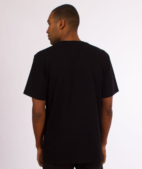 Turbokolor-Crest T-Shirt Black
