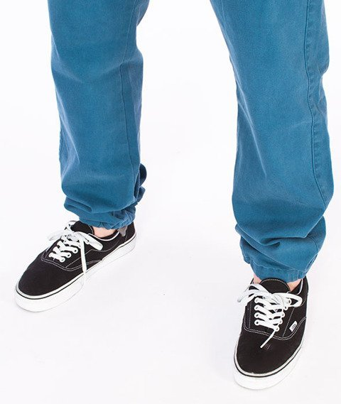 Turbokolor-Deck Crew Chino Spodnie Jogger Navy