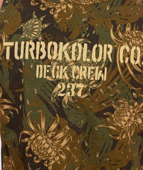 Turbokolor-Deck Crew Tank Top Camo