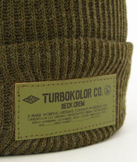 Turbokolor-Fisherman Beanie Khaki