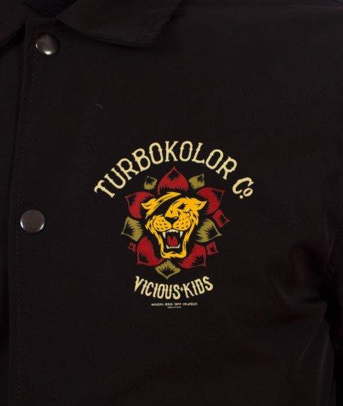Turbokolor-Herald Lotos Jacket Black