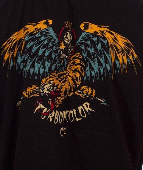 Turbokolor-King T-Shirt Black