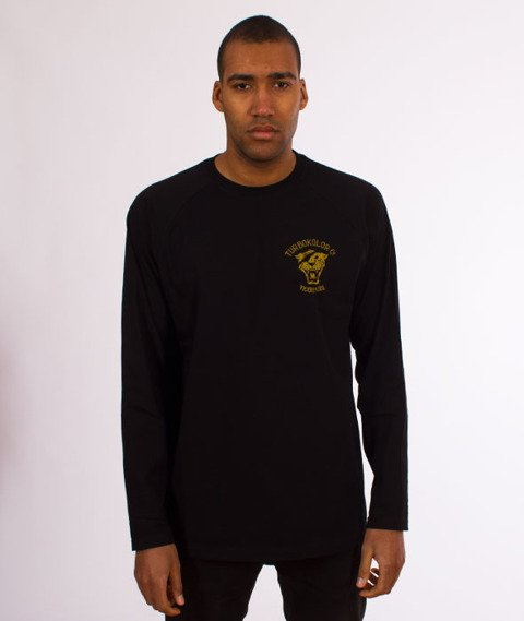 Turbokolor-OG Longsleeve Black