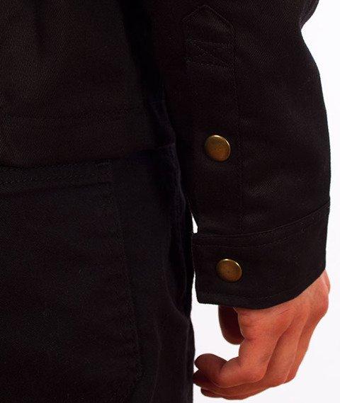 Turbokolor-Sherman Aztec Jacket Black