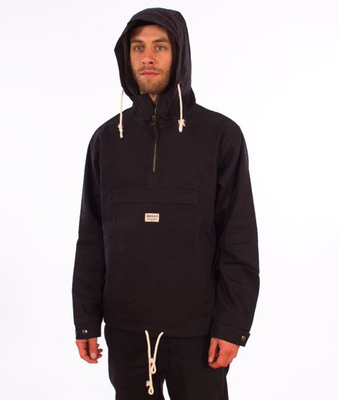 Turbokolor-Simple Thread Freitag Oiler Jacket Black