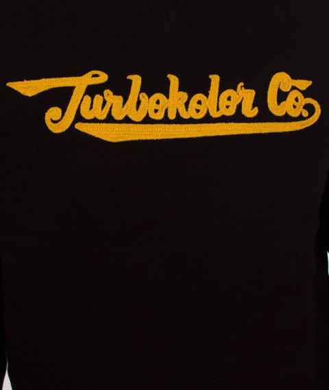 Turbokolor-Union Crewneck Black