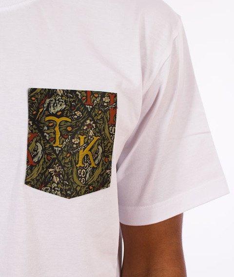 Turbokolor-William Pocket T-Shirt White