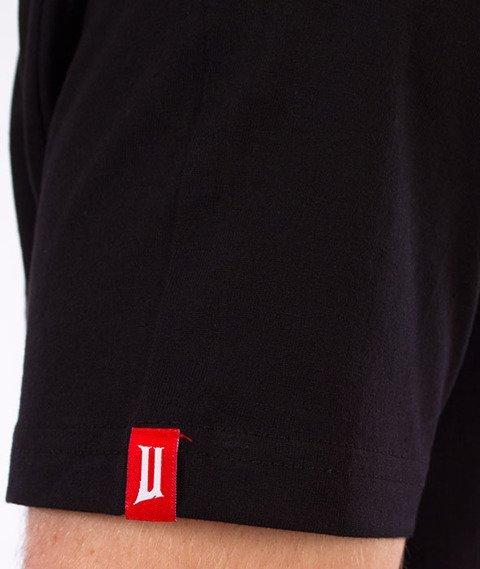 Unhuman-T-shirt Czarny/Biały