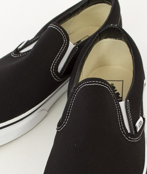 Vans-Classic Slip On Black