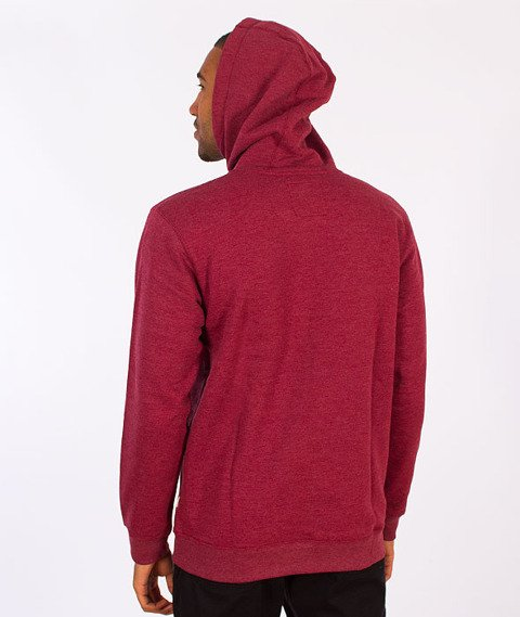 Vans-Core Basics Hoodie Rhubarb Heather
