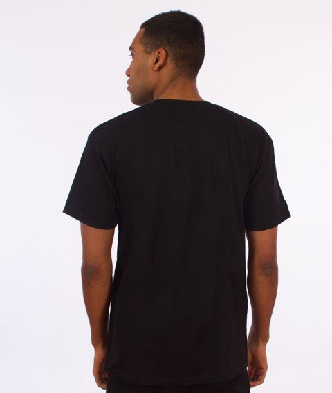 Visual-Carpe Diem T-Shirt Black