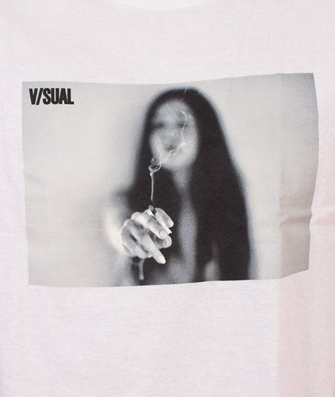 Visual-Joint T-Shirt White