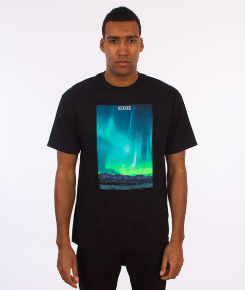 Visual-NorthernT-Shirt Black