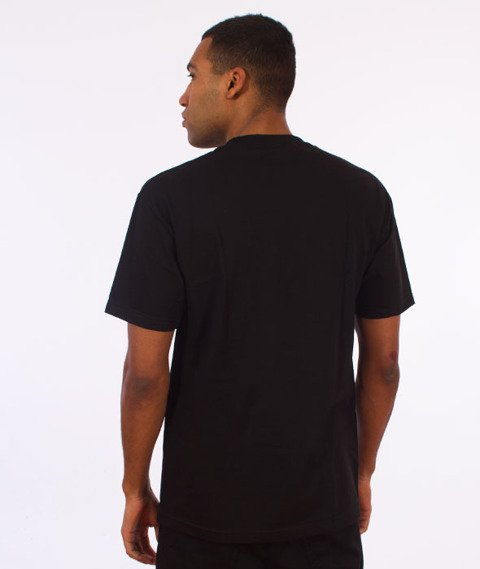 Visual-Tapped T-Shirt Black