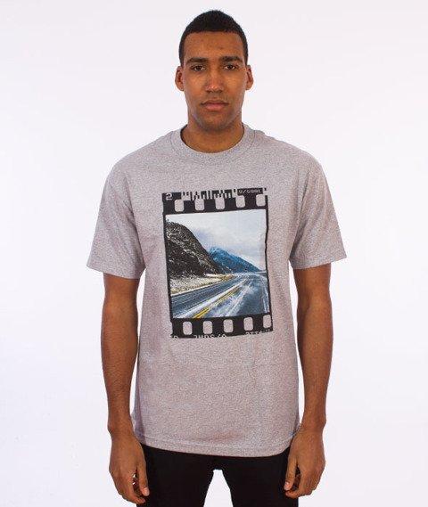 Visual-Tempest T-Shirt Heather Grey