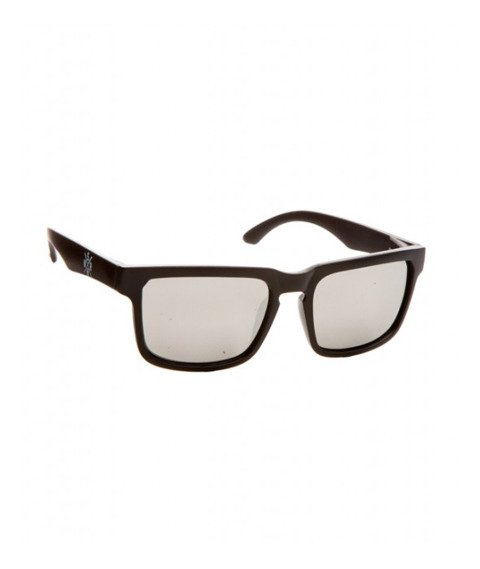 WSRH-Baseball Okulary Przeciwsłoneczne Czarne/Srebrne