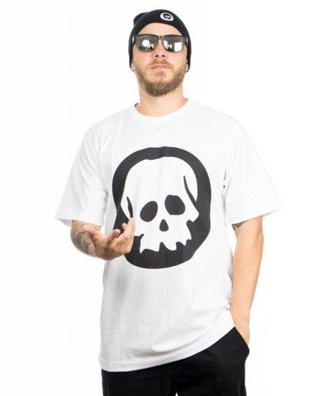 WSRH-Czaszka T-shirt Biały