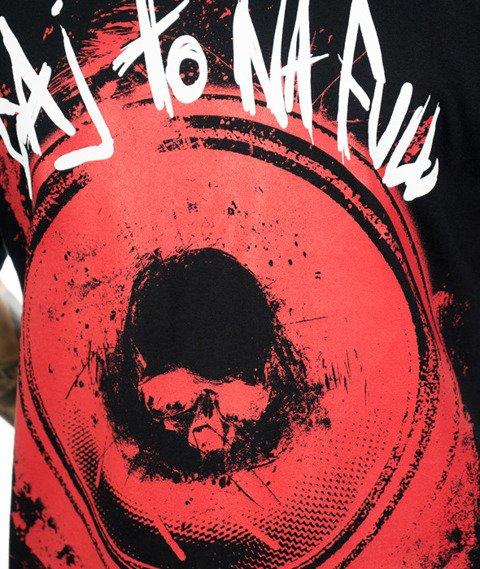 WSRH Daj to na Full T-shirt Czarny