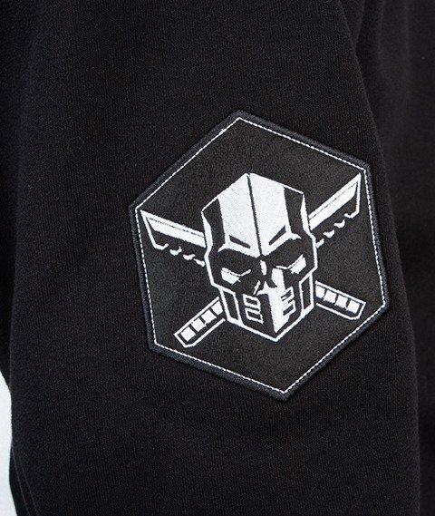 WSRH-Hockey Bluza Kaptur Czarna