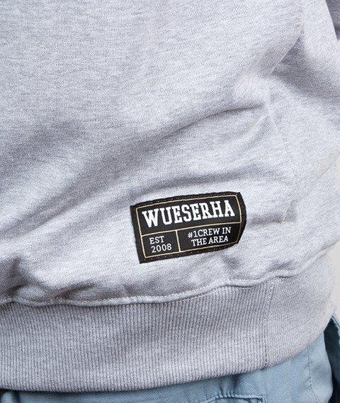 WSRH-Letters Bluza Szara