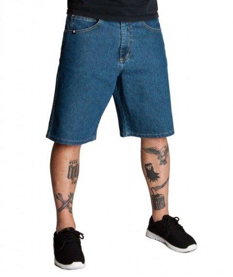 WSRH-Patch Krótkie Spodnie Jeans Light Blue