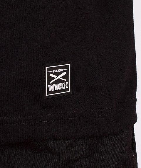 WSRH-Słońce Czarne Jak Smoła T-Shirt Czarny
