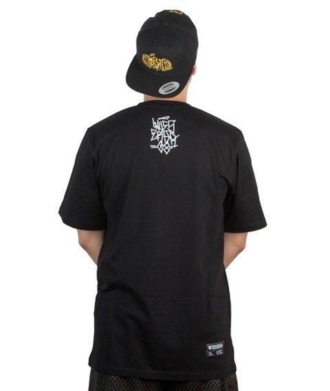 WSRH-Słońce Hockey T-shirt Czarny